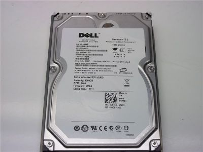discount serverparts hdd dell 1000 st31000640ss sas used