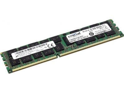serverparts ram ddr3 16g 1333 crucial ct16g3ersld41339