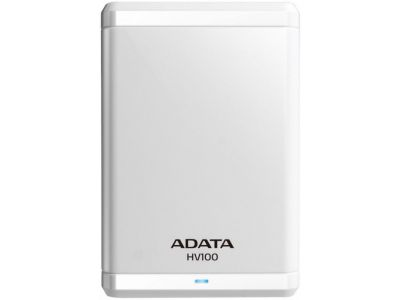 hddext a-data 1000 hv100 white
