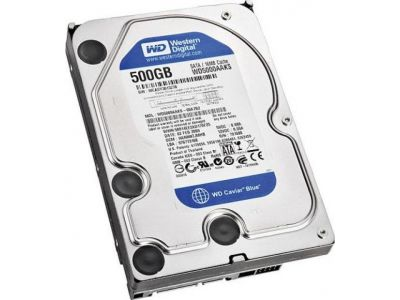 discount hdd wd 500 wd5000aaks used