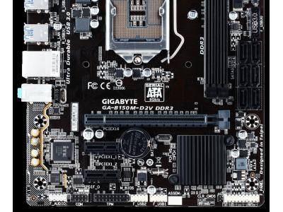 mb gigabyte ga-b150m-d2v-ddr3