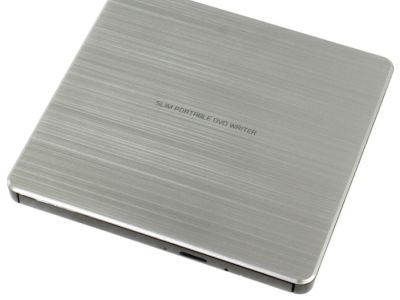 cd dvdrw lg gp60ns60 usb silver box