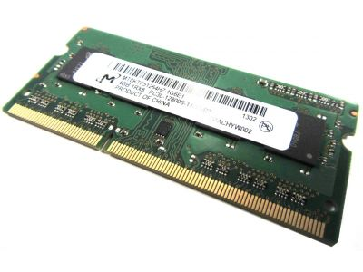 discount nbram ddr3 4g 1600 micron mt8ktf51264hz-1g6e1 used