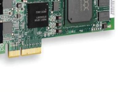 discount serverparts adapter qlogic qle4062c ix4010402-01 lan 2port used