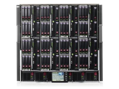 discount server hp bladesystem c7000 used