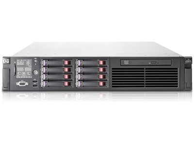 discount server hp proliant dl380 g6 2x 5670 48gb used