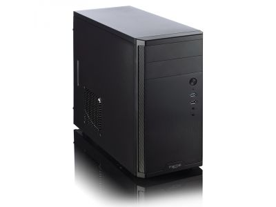 case fractal core 1100 black bez bloka