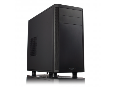 case fractal core 2300 black bez bloka
