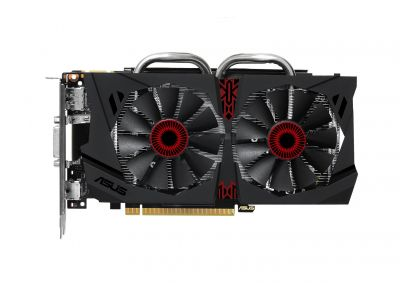 vga asus pci-e strix-gtx950-dc2-2gd5-gaming 2048ddr5 128bit 2dvi+hdmi+dp box