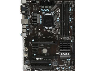 mb msi b150-pc-mate