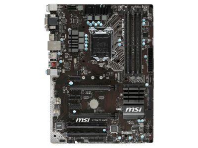 mb msi h170a-pc-mate
