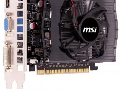 vga msi pci-e n730-4gd3 4096ddr3 128bit box