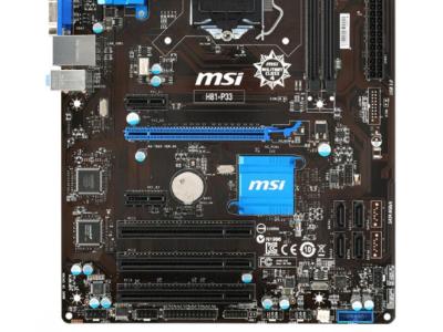 mb msi h81-p33