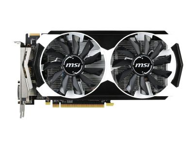 vga msi pci-e r7-370-2gd5t-oc 2048ddr5 256bit box