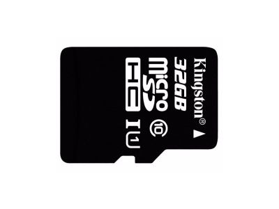 flash microsdhc 32g class10 uhs-1 kingston sdc10g2-32gb