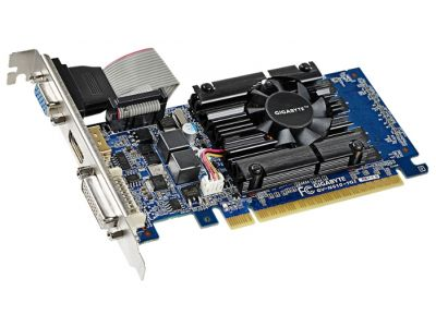 vga gigabyte pci-e gv-n610-2gi 2048ddr3 64bit box