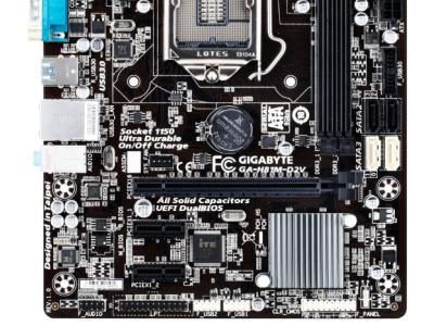 mb gigabyte ga-h81m-d2v oem