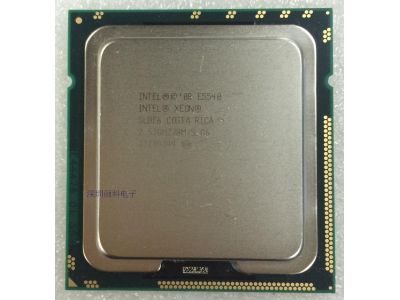discount serverparts cpu xeon e5540 used