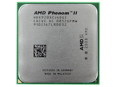 discount obs cpu s-am2+ phenom-2-x4 920 oem used