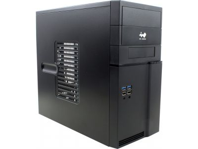 discount case inwin enr042 rb-s400t7-0h black damaged