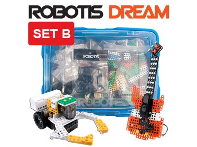 toys constructor set robotis dream-set-b-901-0066-200