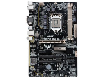 mb asus trooper-b150-d3