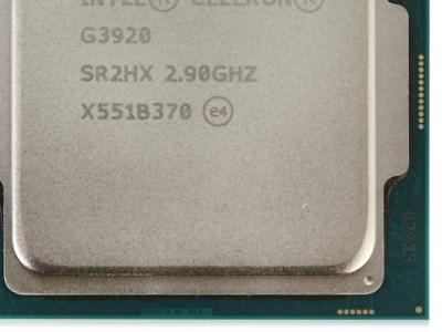 cpu s-1151 celeron-g3920 oem