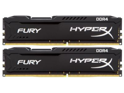 ram ddr4 8g 2400 kingston hx424c15fbk2-8 kit2