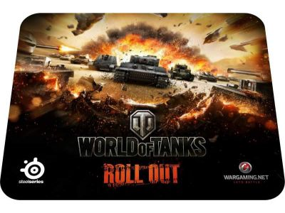pad steelseries qck le world of tanks