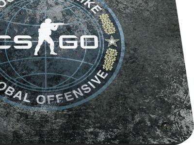 pad steelseries qck+ cs-go camo edition