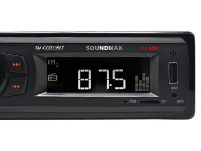 auto magnitola soundmax sm-ccr3056f