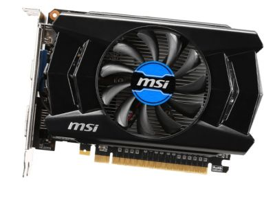 vga msi pci-e n740-2gd3 2048ddr3 128bit box