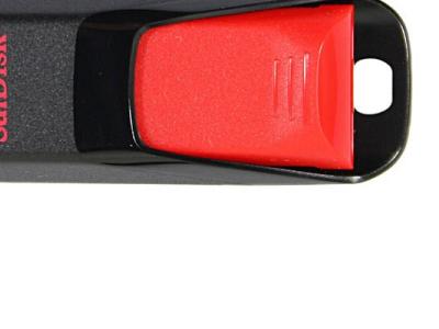 usbdisk sandisk cruzer-edge 64g black-red