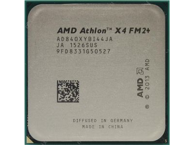 cpu s-fm2+ athlon x4 845 box