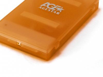 drivecase agestar subcp1 orange