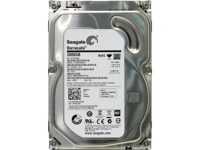 discount hdd seagate 2000 st2000dm001 sata-iii used