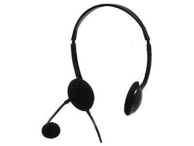 discount headphone dialog m-201a+microphone badpack