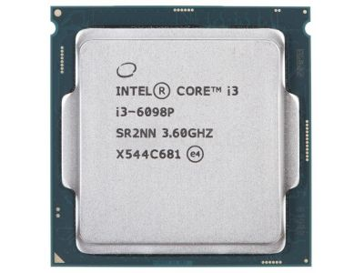 cpu s-1151 core-i3-6098p box
