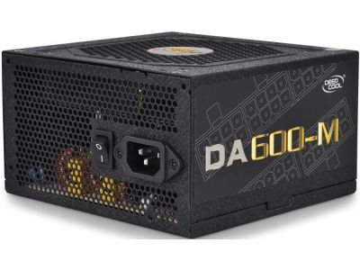 ps deepcool aurora da600-m 600w