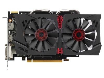 vga asus pci-e strix-r7370-dc2-4gd5-gaming 4096ddr5 256bit 2dvi+hdmi+dp box