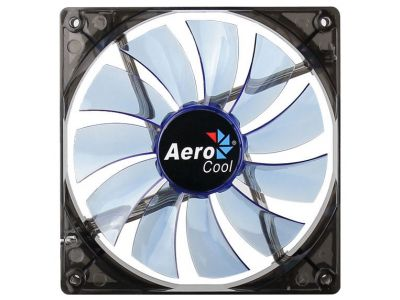 cooler aerocool lightning 14cm blue