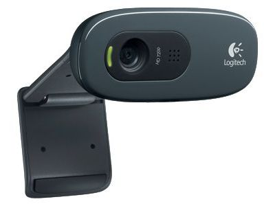 webcam logitech quickcam c270hd 960-001063