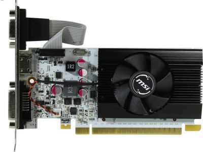 vga msi pci-e n730k-1gd5lp-ocv1 1024ddr5 64bit box