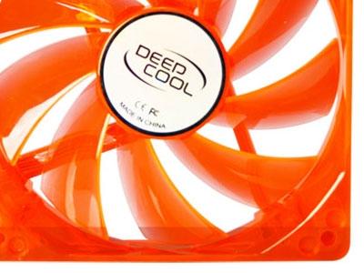 cooler deepcool xfan120u-o-g 120x120x25
