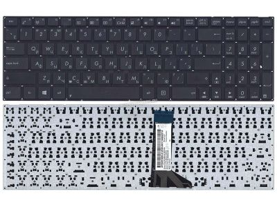 spare kbd asus x551-502 black