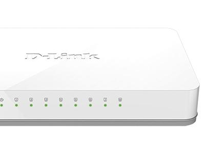 lan hub d-link dgs-1008c