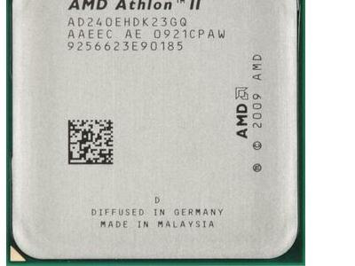 cpu s-am3 athlon-2-x2 240e oem