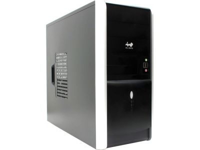 case inwin ear007 rb-s450hq7-0h black-silver usb3-0