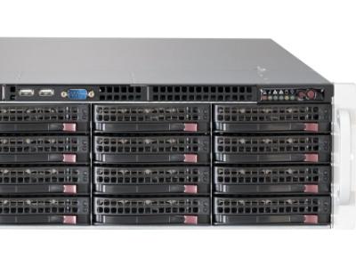 server supermicro freenas e3-1230v5 16g