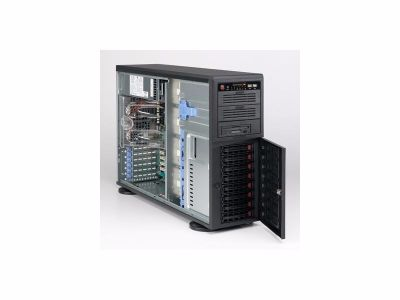 server supermicro i14 pedestal 2x e5-2603v4 32gb